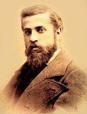 アントニ・ガウディ(1852~1926 スペイン)
