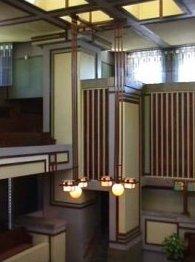 ユニティ教会内部