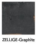 ZELLIGE-Graphite ゼリージュ