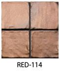 レジーア-100角 RED-114