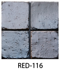 レジーア-100角 RED-116
